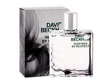 Rasierwasser David Beckham Inspired by Respect 60 ml