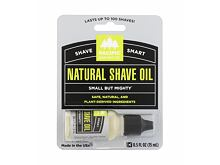 Rasiergel Pacific Shaving Co. Shave Smart Natural Shave Oil 15 ml