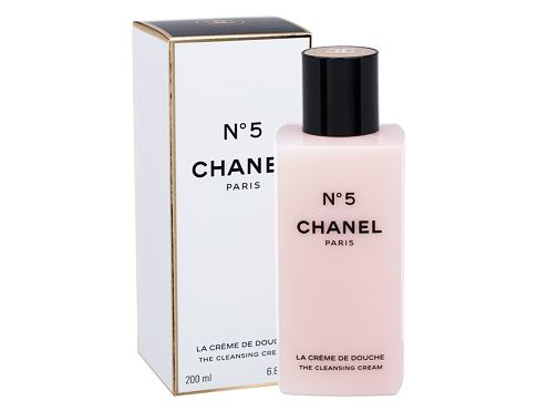 Duschcreme Chanel No.5 200 ml