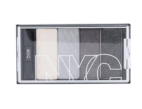 Lidschatten NYC New York Color HD Color Quattro Eye Shadow 6 g 797 Gothic Harlem
