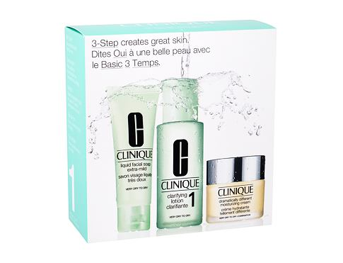 Tagescreme Clinique 3-Step Skin Care 1 30 ml Sets