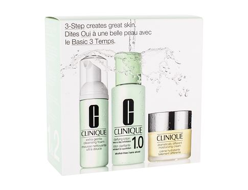 Tagescreme Clinique Dramatically Different Moisturizing Cream 30 ml Sets