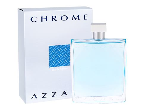 Eau de Toilette Azzaro Chrome 200 ml