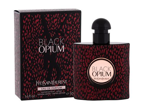 Eau de Parfum Yves Saint Laurent Black Opium Baby Cat Collector 50 ml
