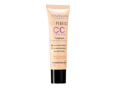 CC Creme BOURJOIS Paris 123 Perfect 30 ml 31 Ivory